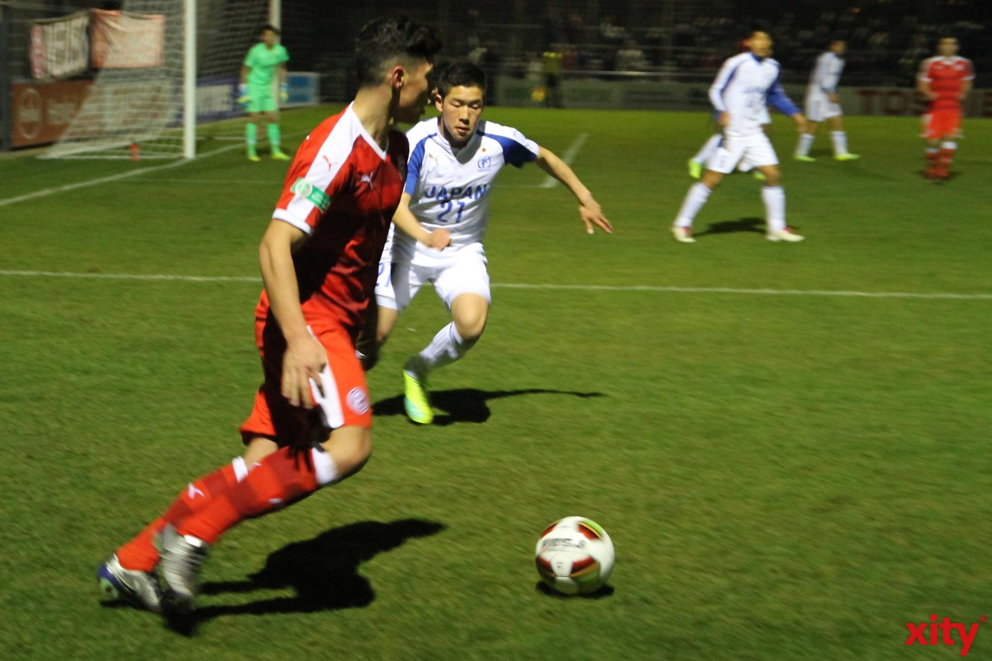 Beim U19-Cup kann man zukünftige Profis sehen (Foto: xity)