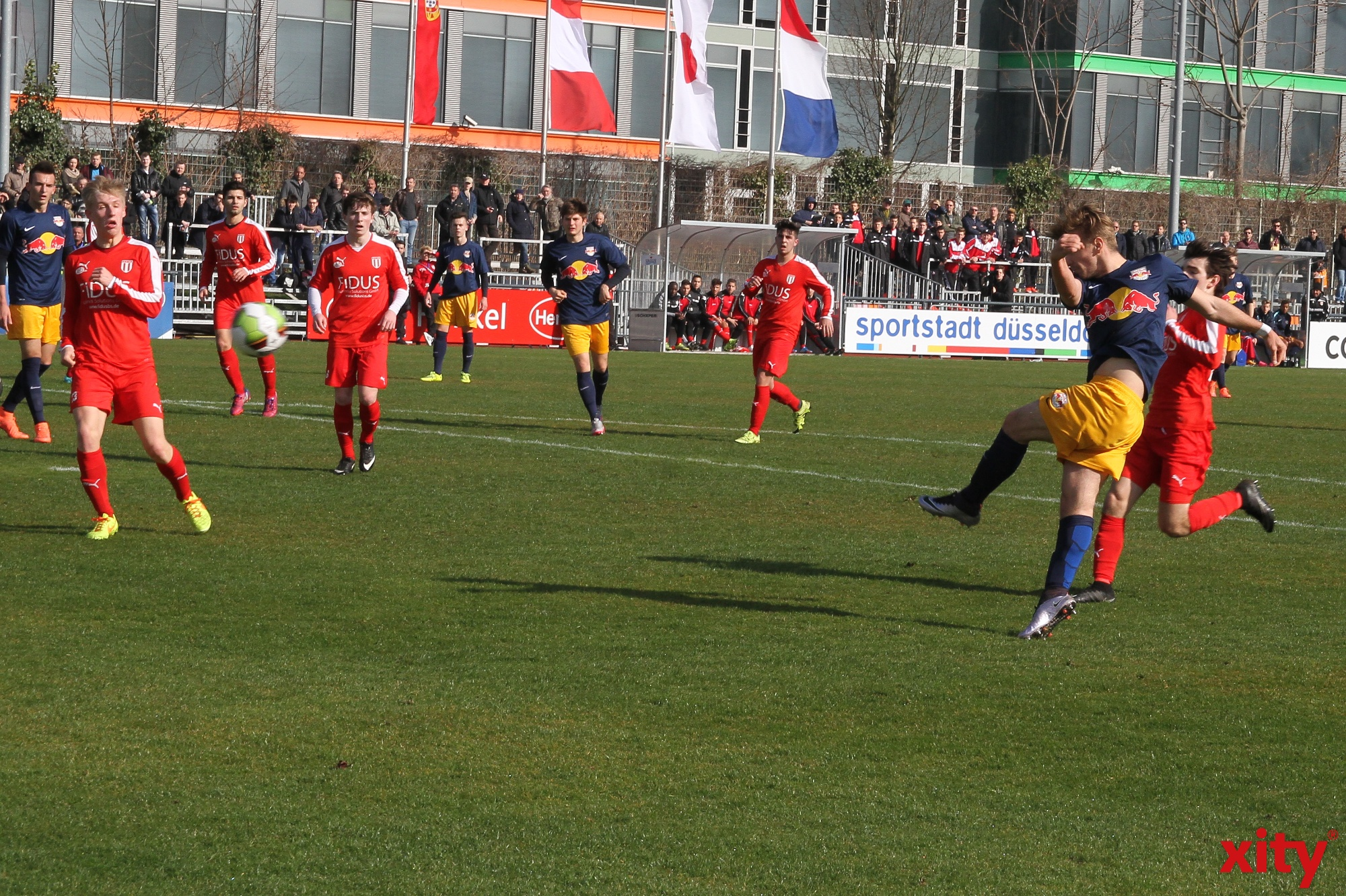 Insgesamt kamen über 7000 Zuschauer zu den vier Spieltagen (Foto: xity)
