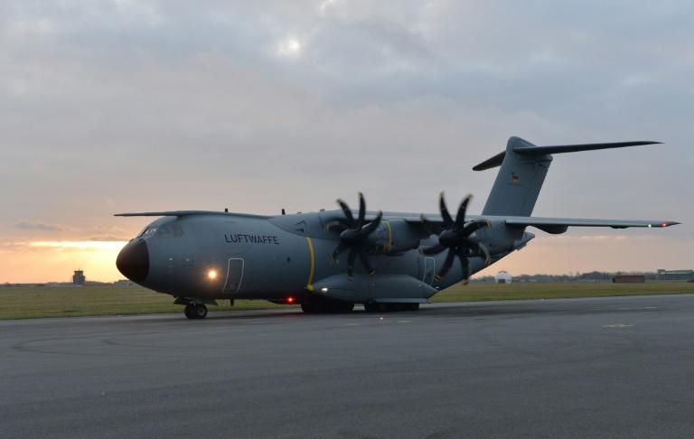 Zeitung: Neue Probleme beim A400M-Transportflugzeug (© 2016 AFP)