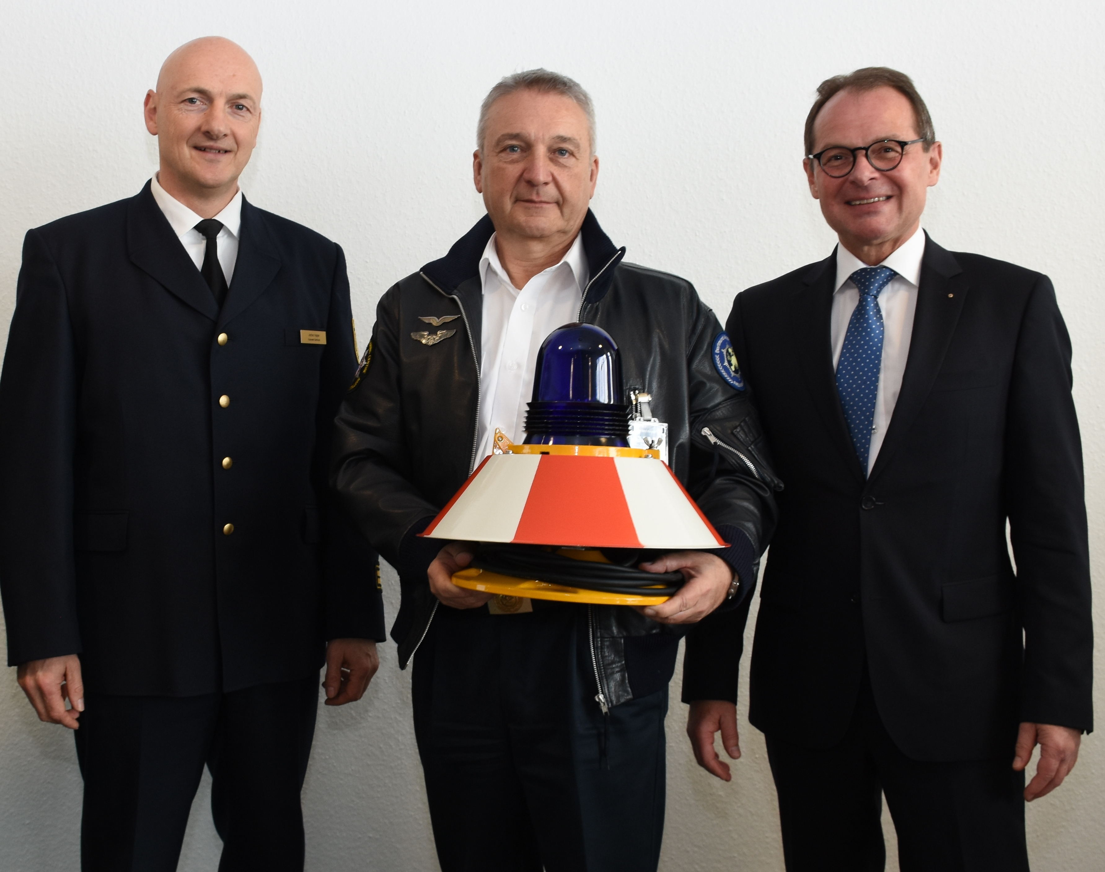 Branoberamtsrat Rüdiger Schulz ging in den Ruhestand (Foto: OTS)