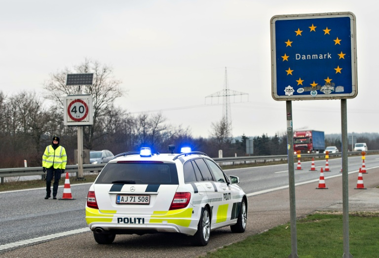 Dänemark verlängert Passkontrollen an der Grenze zu Deutschland (© 2016 AFP)