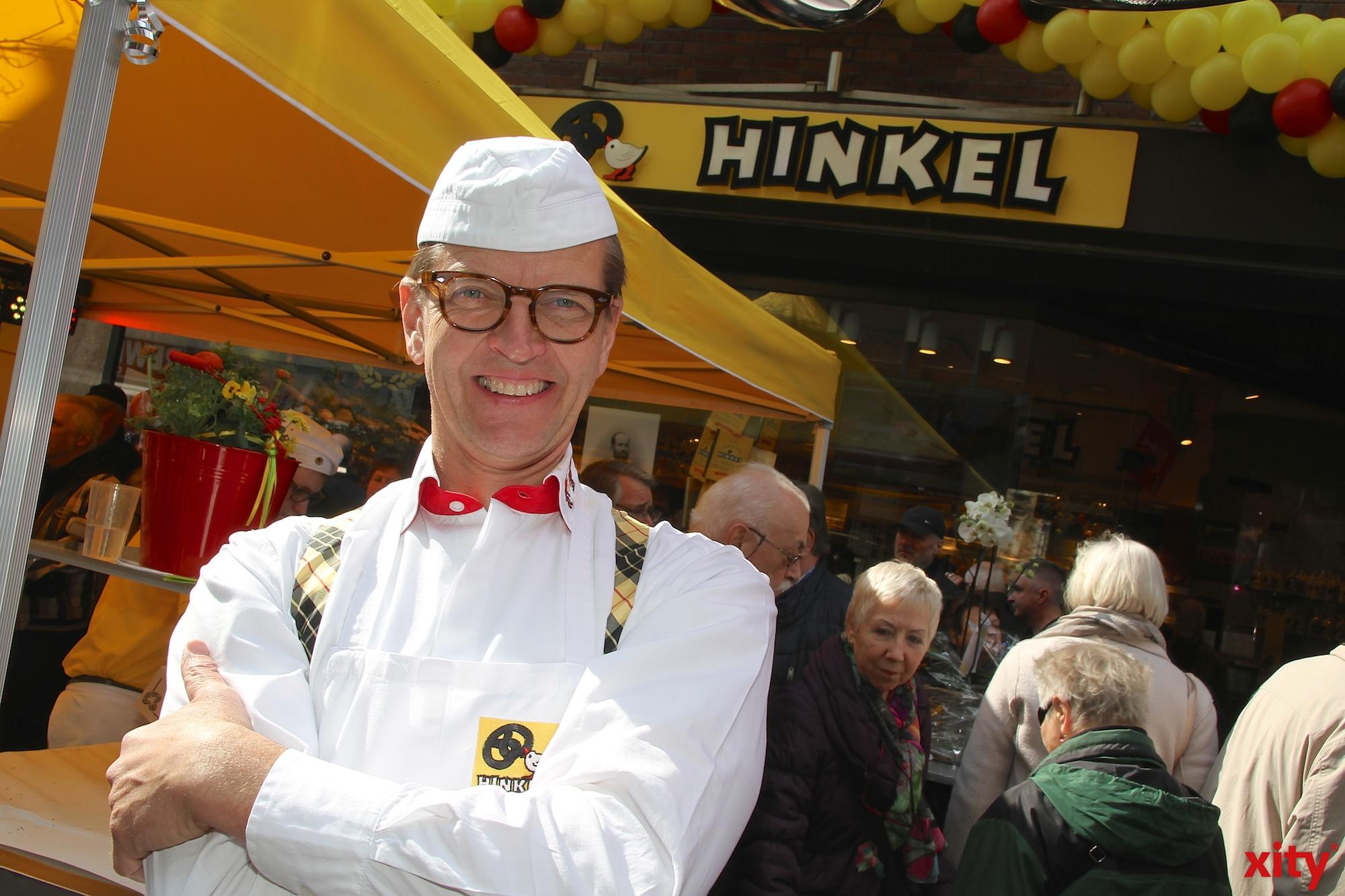 Josef Hinkel leitet den Familienbetrieb in vierter Generation (Foto: xity)