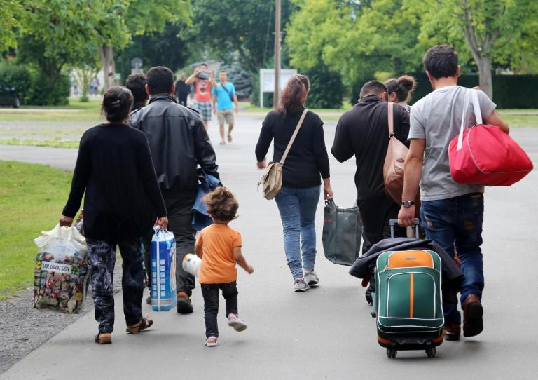 Deutschland bereitet Ankunft von Flüchtlingen nach EU-Türkei-Abkommen vor (© 2016 AFP)