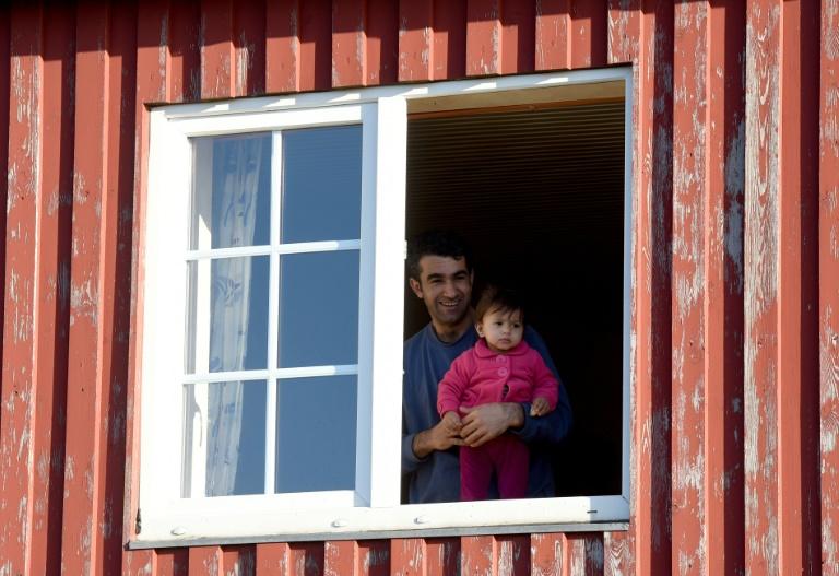 Studie: Wohnsitzauflage für Flüchtlinge würde Immobilienmarkt entlasten (© 2016 AFP)