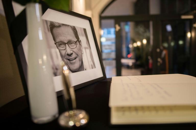Ex-Außenminister Westerwelle wird in Köln beigesetzt (© 2016 AFP)
