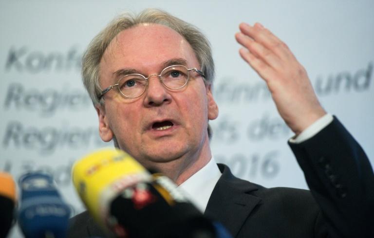 Regierungschef Sachsen-Anhalts optimistisch vor Koalitionsverhandlungen (© 2016 AFP)