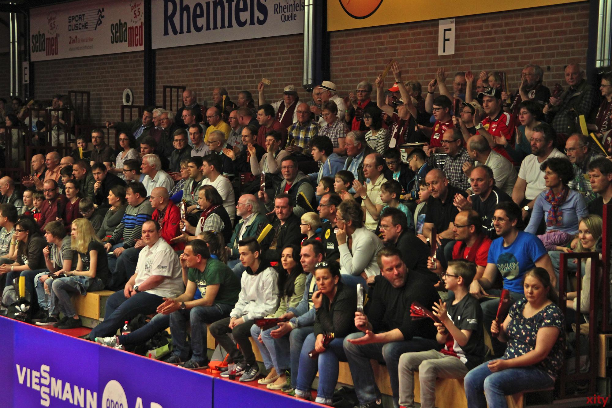 Das Publikum war begeistert (Foto: xity)