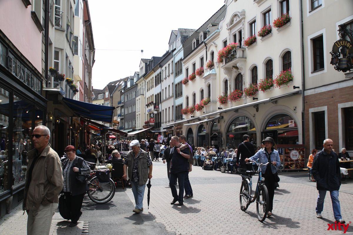 Düsseldorf: Schon 528 Konzessionen für Gastronomie im Freien erteilt (Foto: xity)
