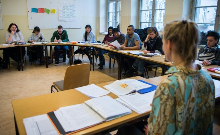 De Maizière stößt mit Plänen für Integrationsgesetz in der Regierung auf Widerstand (© 2016 AFP)