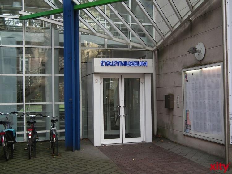 """Eröffnung der Ausstellung """"Mädchenlandschaften"""" im Stadtmuseum Düsse(Foto: xity)"""