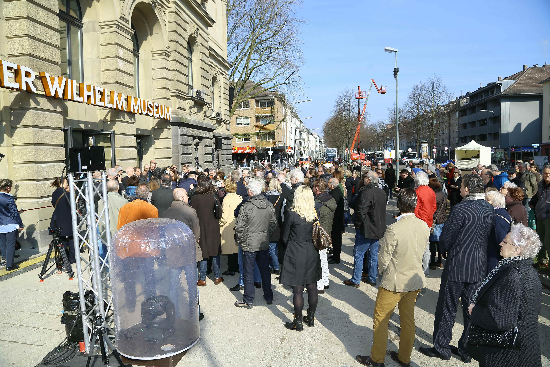 """12.000 Besucher kamen zu """"KWM pur"""" in das Kaiser-Wilhelm-Museum (Foto: Stadt Krefeld)"""