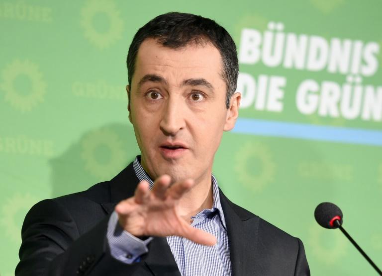 Grüne erwarten gemeinsamen Armenien-Antrag im Bundestag (© 2016 AFP)