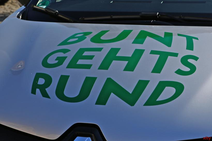 """Borussia mit """"Bunt gehts rund"""" beim Integrationskongress NRW dabei (Foto: xity)"""