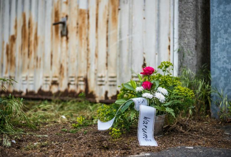 Prozess um Mord an hochschwangerer Rebecca W. in Aschaffenburg begonnen (© 2016 AFP)