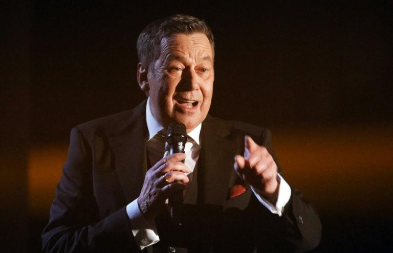 Roland Kaiser bekommt Musikpreis Echo für soziales Engagement (© 2016 AFP)