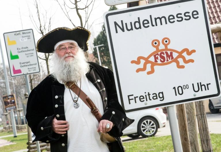 Keine Einigung zwischen Spaghettimonster und Land Brandenburg (© 2016 AFP)