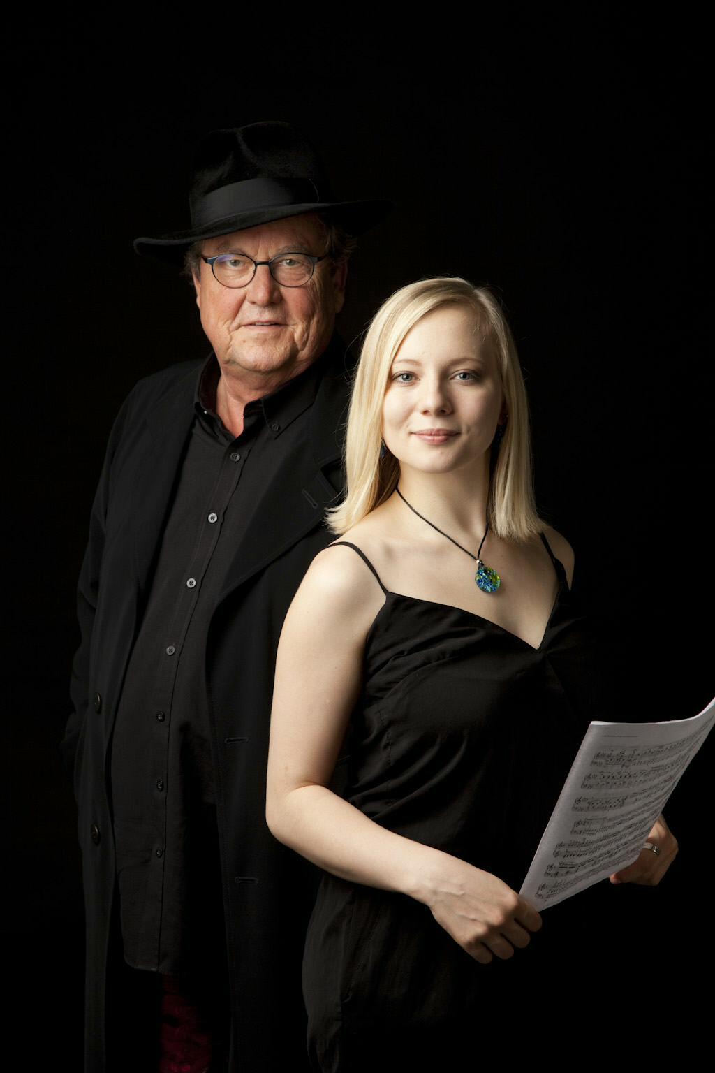 Lutz Görner und Nadia Singer (Foto: Fotofelix)