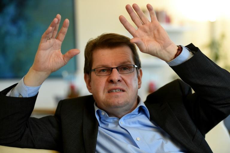 Stegner fordert Machtwort von Merkel in Richtung Seehofer (© 2016 AFP)