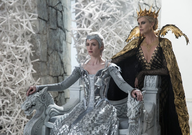 The Huntsman & The Ice Queen (Foto: Universal Pictures)