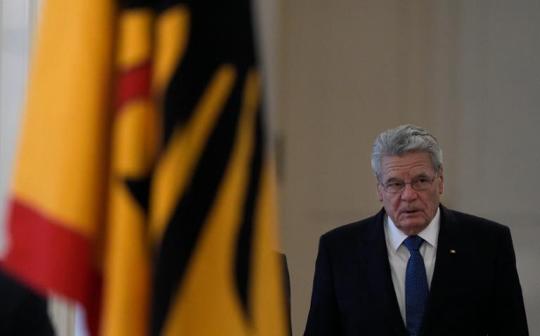 Gauck: Integration darf nicht alleine dem Staat überlassen werden (© 2016 AFP)