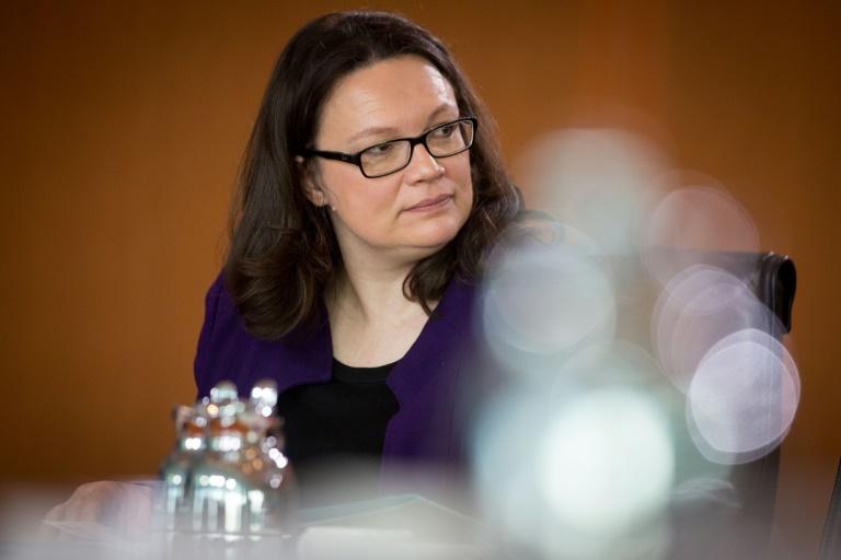 De Maizière erhält aus SPD weiter Gegenwind bei Plänen für Integrationsgesetz (© 2016 AFP)