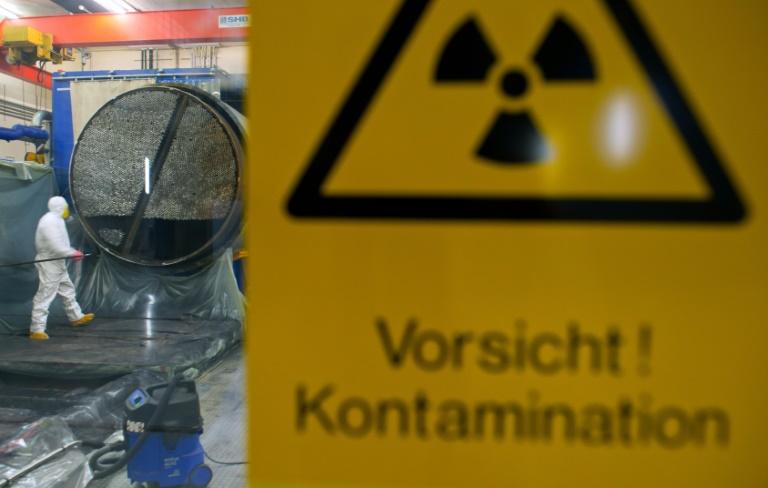 Bericht: Bundesregierung will Atommüll-Zwischenlager besser schützen (© 2016 AFP)