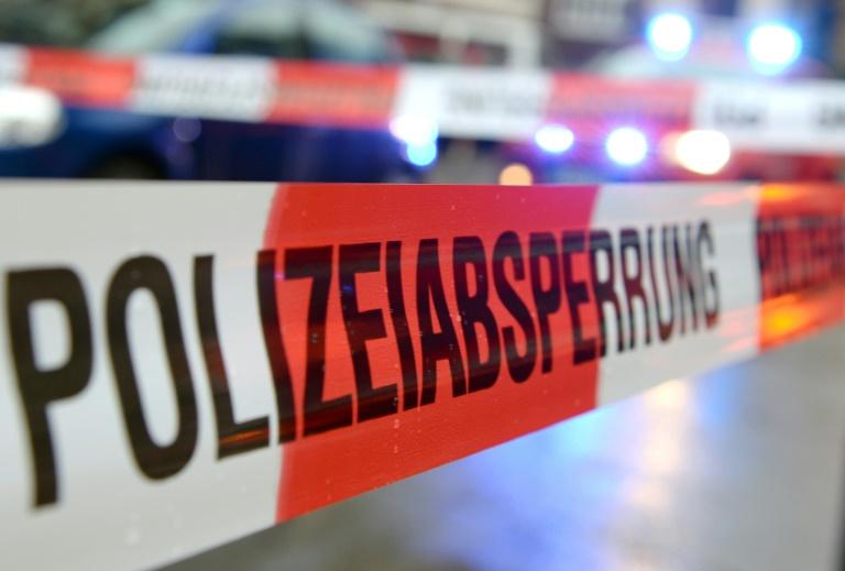 Zwei Männer in baden-württembergischen Heidenheim durch Schüsse verletzt (© 2016 AFP)