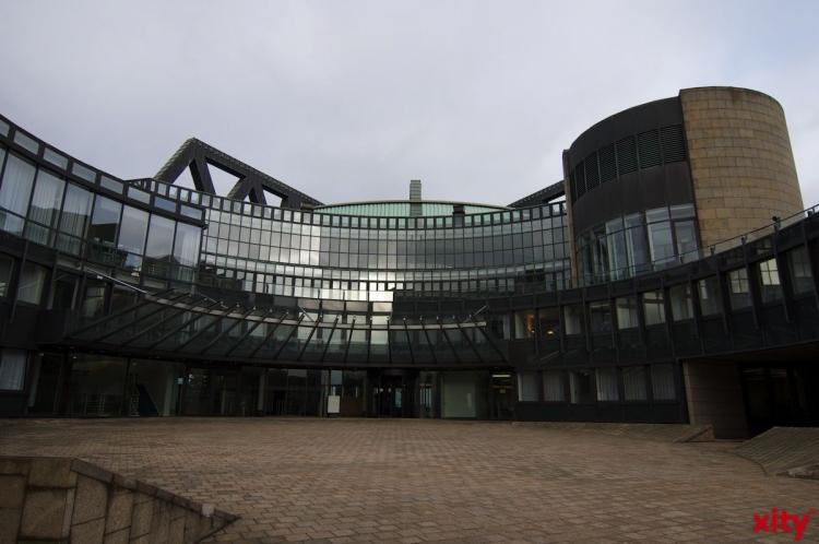 Besucherzentrum des Landtags NRW am Wochenende geöffnet (Foto: xity)