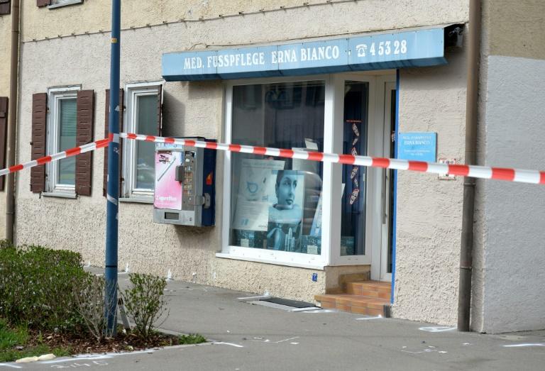 Drei Tatverdächtige nach Schüssen auf Männer in Heidenheim gefasst (© 2016 AFP)