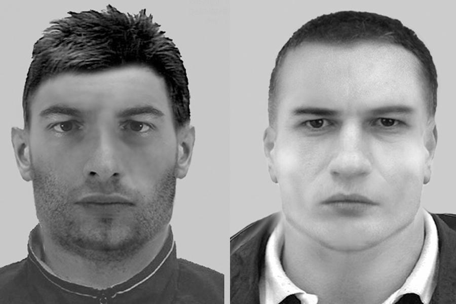 Polizei fahndet mit Fotos nach unbekannten Tätern (Foto: Polizei Düsseldorf)