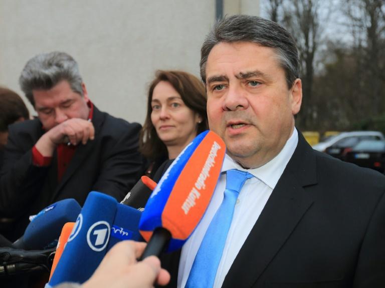 SPD in Wählergunst weiter auf Talfahrt - Forderungen nach Kurskorrektur (© 2016 AFP)