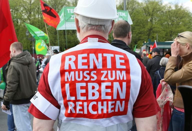 Union will Rente zu wichtigem Thema für 2017 machen (© 2016 AFP)