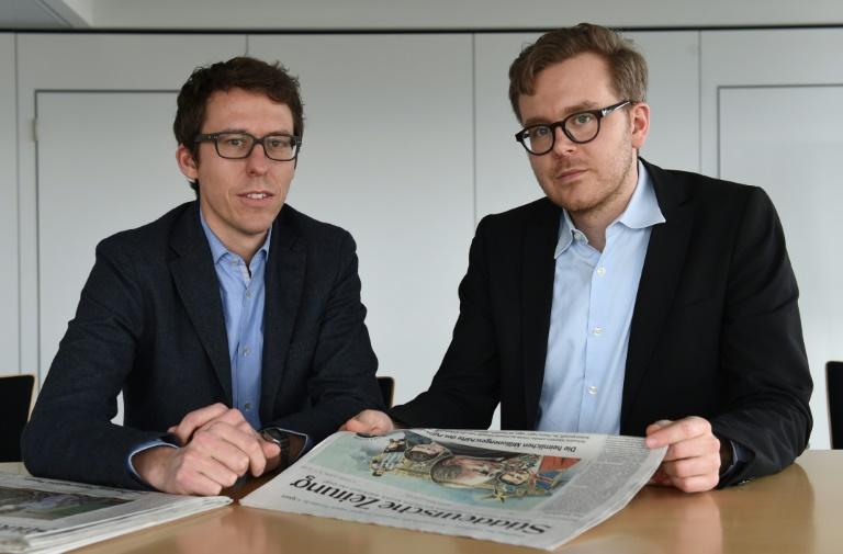 """Deutsche Reporter von Resonanz auf """"Panama Papers""""-Enthüllungen überrascht (© 2016 AFP)"""
