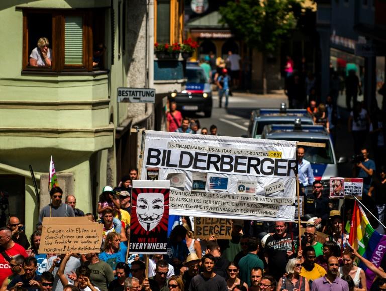Umstrittene Bilderberg-Konferenz findet dieses Jahr in Dresden statt (© 2016 AFP)