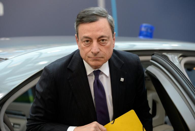 """""""Spiegel"""": CDU und CSU verschärfen Ton gegenüber EZB (© 2016 AFP)"""