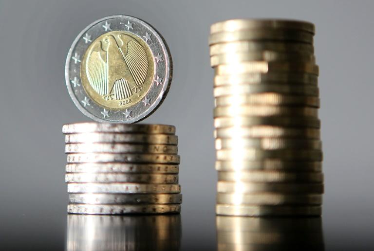 """""""Spiegel"""": Regierung will Schuldenstand bis 2020 unter 60 Prozent drücken (© 2016 AFP)"""
