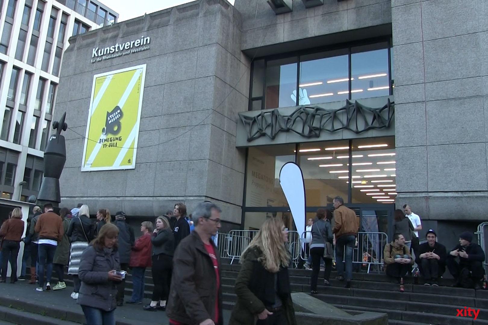 Tausende Besucher kamen in diesem Jahr zur Nacht der Museen(Foto: xity)
