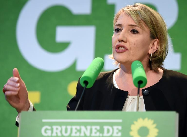 Grüne kritisieren Schäuble-Plan gegen Steuerhinterziehung als halbherzig (© 2016 AFP)