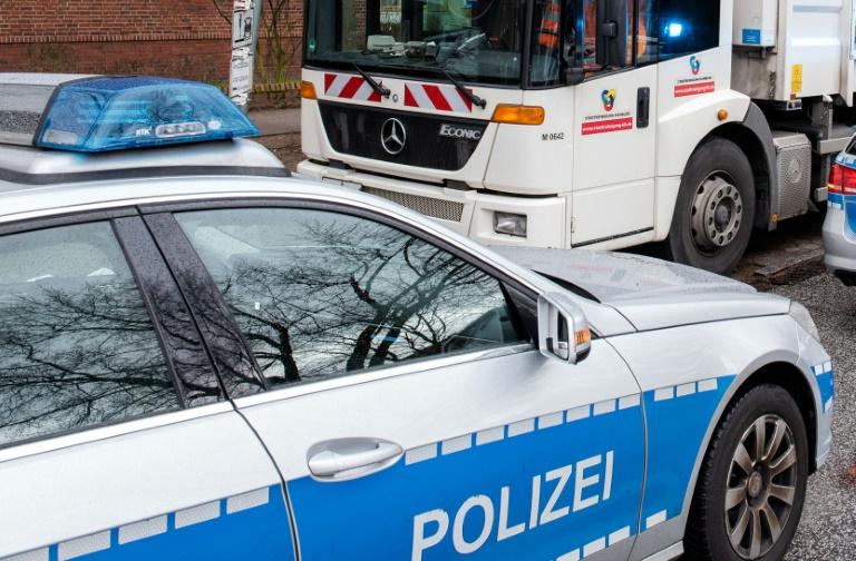 14-jähriger mutmaßlicher Vergewaltiger in Hamburg von Zielfahndern gefasst (© 2016 AFP)