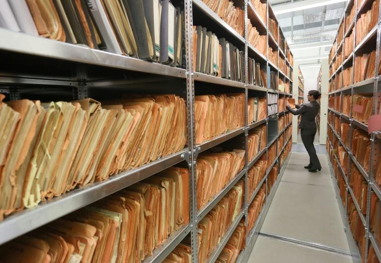 Kommission zu Stasi-Akten legt Abschlussbericht vor (© 2016 AFP)
