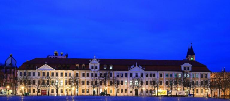 Neuer Landtag von Sachsen-Anhalt kommt zu erster Sitzung zusammen (© 2016 AFP)