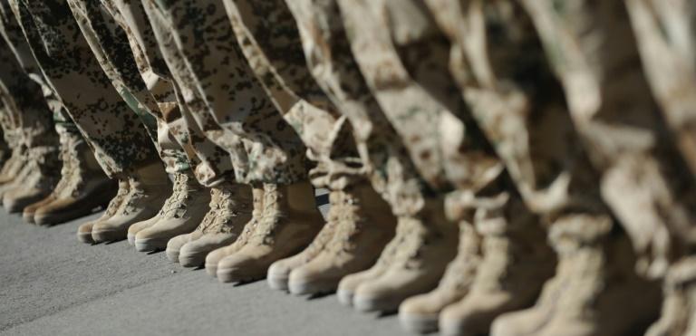 Bundeswehr stufte 22 Soldaten als Islamisten ein (© 2016 AFP)