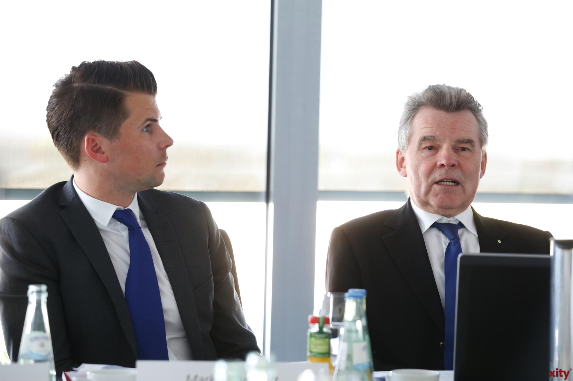 Mark Aengevelt (l.) und Dr. Wulff Aengevelt (Foto: xity)
