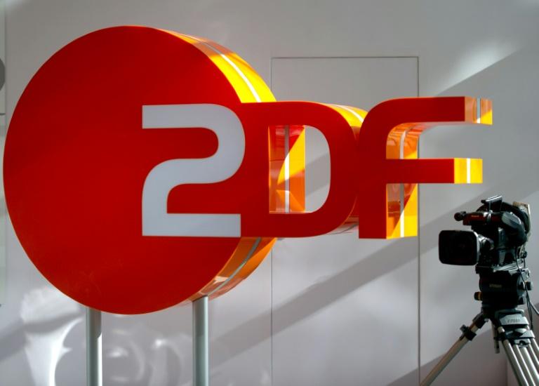Türkischer Fernsehreporter beschwert sich über das ZDF (© 2016 AFP)