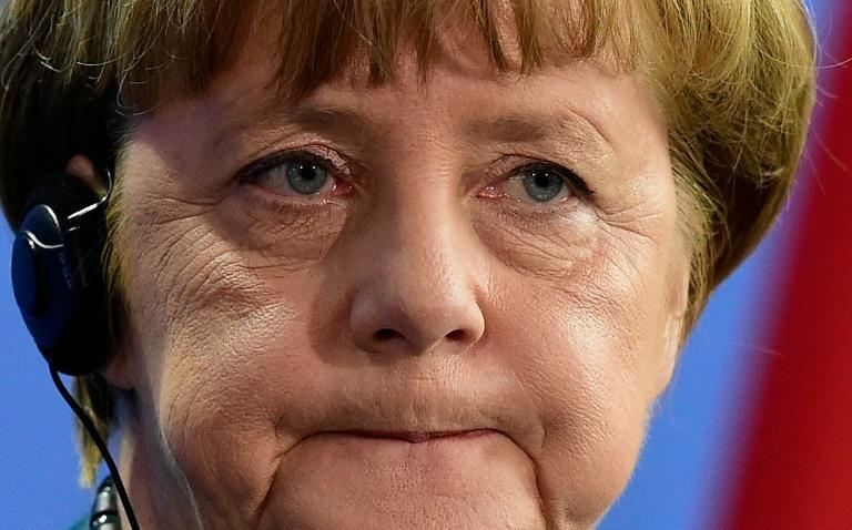 Merkel betont in Böhmermann-Affäre Bedeutung von Meinungsfreiheit (© 2016 AFP)