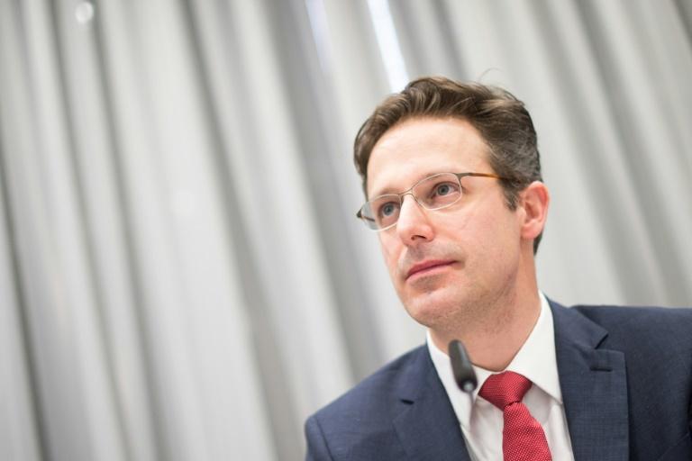 Euroskeptische EKR-Fraktion schließt AfD-Europaabgeordneten Pretzell aus (© 2016 AFP)