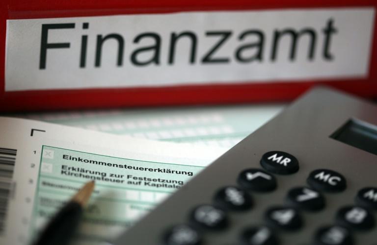 Finanzpolitiker der Union fordern Steuerreform nach 2017 (© 2016 AFP)