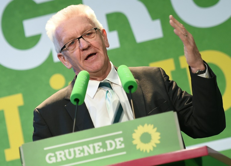 Umfrage: Grüne auf neuem Hoch - Union verliert weiter (© 2016 AFP)
