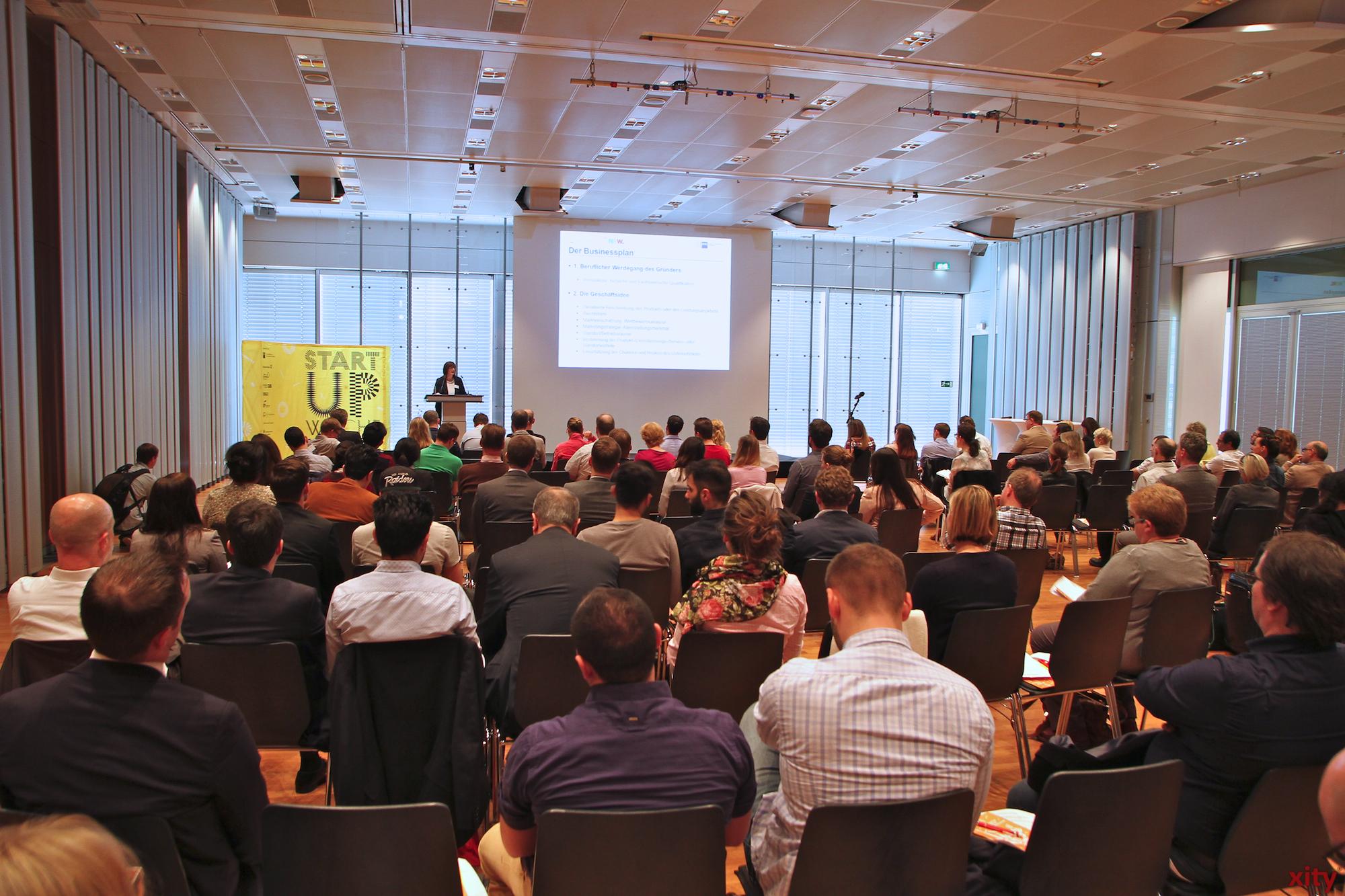 Der Düsseldorfer Gründungstag stand unter dem Motto: Planung, Potenzial, Partnerschaften? (Foto: xity)