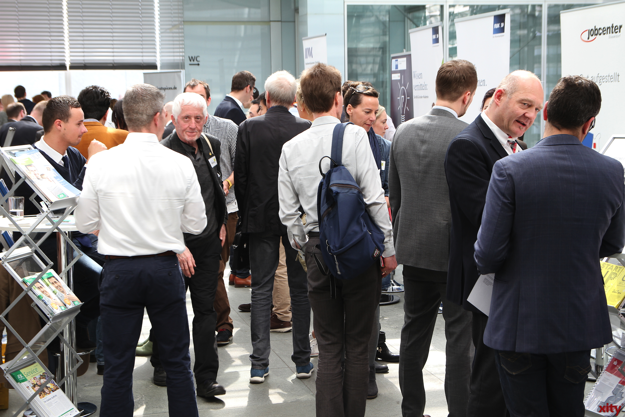 Während der Düsseldorfer Start-up Woche finden 35 Veranstaltungen zum Thema Unternehmensgründung statt (Foto: xity)